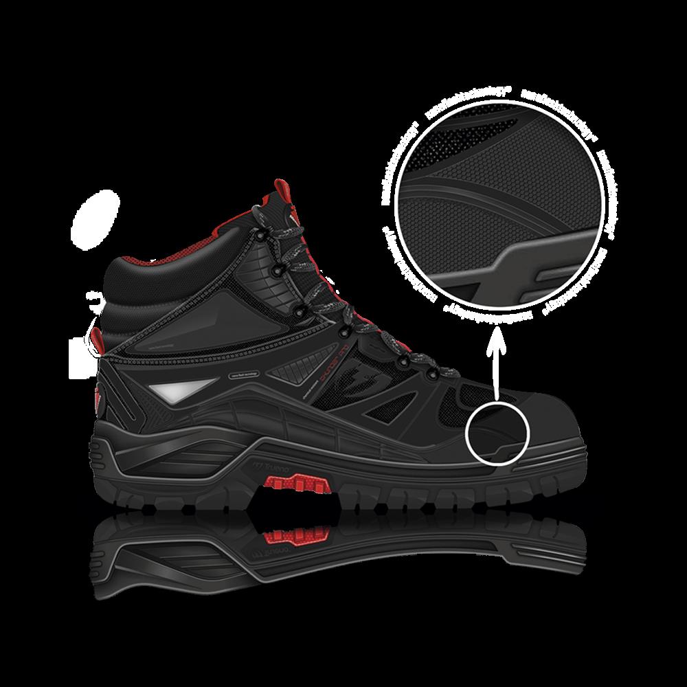 77d67482 ... de calzado sin costuras es clave, ya que permite fabricar nuevos  artículos que no se pueden obtener con los procesos de producción  tradicional.